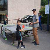 Lasst uns draußen spielen: Weltspieltag in Götzis