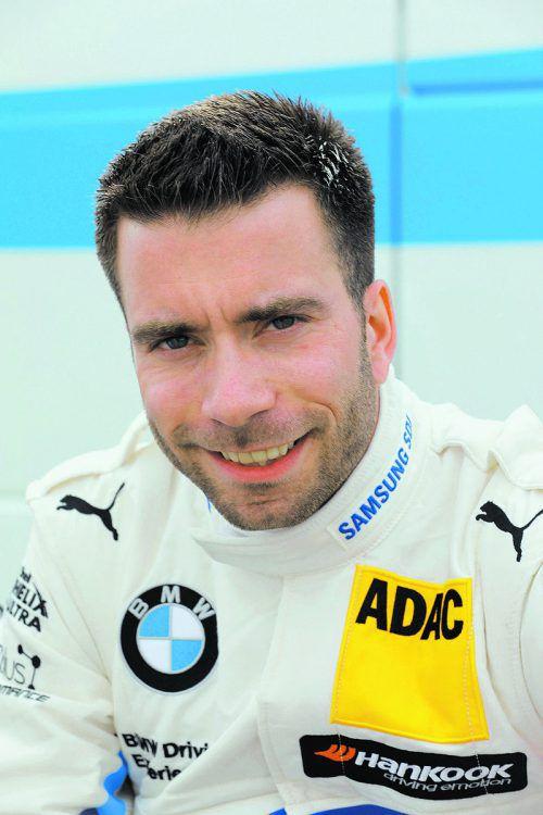 Bei Tests begeisterte Philipp Eng, er wurde schnurstracks in die DTM-Mannschaft von BMW befördert.noger