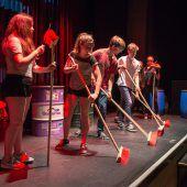 Bühne frei für junge Talente im Freudenhaus in Lustenau