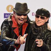 Scorpions-Sänger Klaus Meine feiert seinen 70er