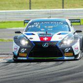 Erste Saisonpunkte für Klien,Lexus-Boliden sind podiumsfähig