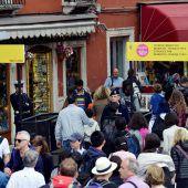 Venetiens Präsident fordert Eintrittskarten für Venedig
