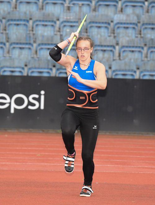 Chiara Schuler erreichte beim Bundesländercup drei Podestplätze.VLV