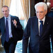 Cottarelli braucht mehr Zeit für Ministerliste