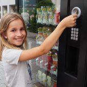 Neuer Kerzenautomat am Altacher Friedhof