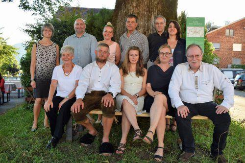 """Das Projekt """"Lingenau erzählt"""" wurde vom Lingenauer Tourismus-Ausschuss unterstützt."""