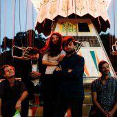 Fatima Spar Quintett bereichert Emsiana