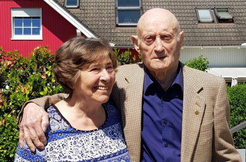 Das Jubelpaar blickt auf 60 ereignisreiche Jahre zurück.