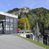Kleines Kraftwerk mit historischer Bedeutung