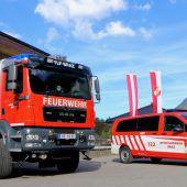 Brazer Feuerwehr lädt zur Fahrzeugweihe