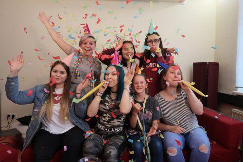 """Der 20. Geburtstag des Vereins Amazone wird mit zahlreichen Highlights bei den """"Mädchen-Impulstagen 2018 – 20 Jahre Grrrl-Power"""" gefeiert.Amazone"""