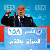 Iraks Premier al-Abadi droht eine Wahl-Niederlage