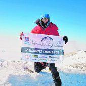 Höchste Gipfel in Rekordzeit