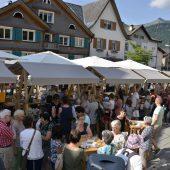 Marktsaison in Bezau startet wieder