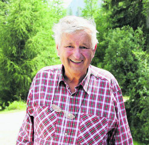 Der erfolgreiche Unternehmer Prof. Dipl.-Ing. Bernhard Weingartner verstarb im Alter von 85 Jahren in Feldkirch-Nofels. privat
