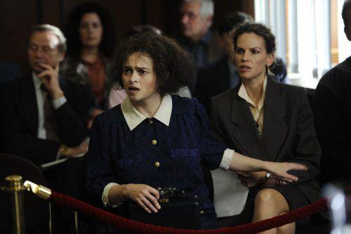 Der Film beruht auf einer wahren Geschichte und ist mitHelena Bonham Carter und Hilary Swank immerhin grandios besetzt. Constantin