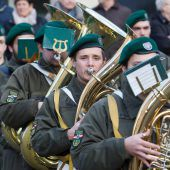 Galakonzert der Vorarlberger Militärmusik