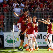 Margreitter und Co. zurück in der Bundesliga