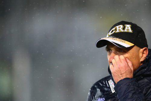 Der Steirer Klaus Schmidt fühlte sich in schwierigen Zeiten von den Verantwortungsträgern im Regen stehen gelassen.gepa