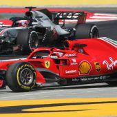 Viel Arbeit für Vettel