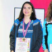 Vizemeistertitel für Maja Nikolic