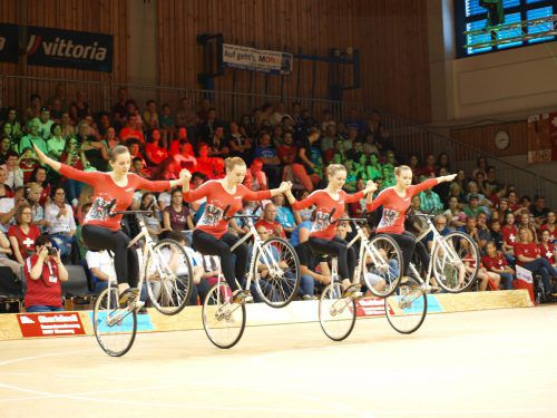 Die 4er Juniorinnen holten sensationell den Vize-Europameistertitel. Verein/Pichler