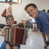 Klangvoller Infotag der Musikschule Brandnertal