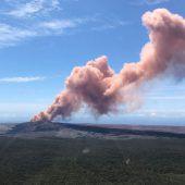 Vulkan Kilauea ausgebrochen – Wohngebiet bedroht