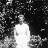 """<p class=""""caption"""">Die junge Frau arbeitete während der NS-Zeit als Volkspflegerin.</p>"""