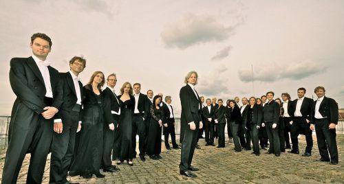 Die Kammersymphonie aus Berlin spielte zum Dornbirn-Klassik-Abschluss Werke des Bregenzers Richard Dünser. Veranstalter