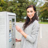 Neue Parkautomaten für Bregenz