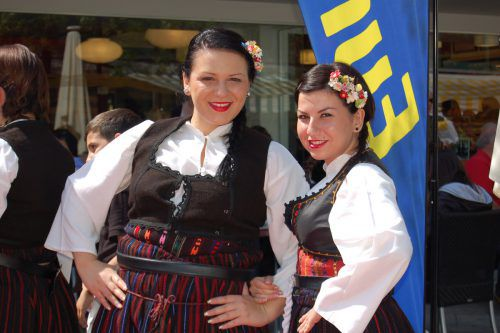 Die Stadt Dornbirn lädt am heutigen Freitag ab 15 Uhr zum Europafest.Stadt