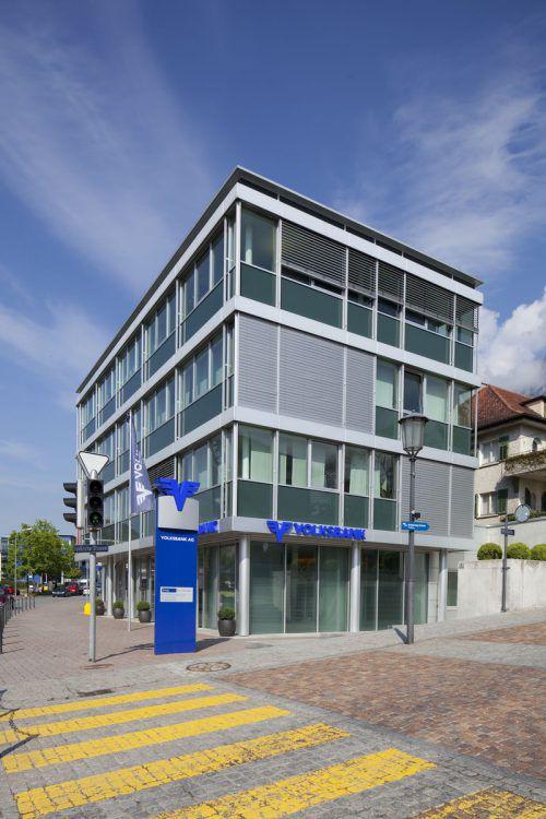 Für die Volksbank Liechtenstein gab es zahlreiche Interessenten. Trummer