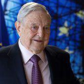 Soros-Stiftung schließt Büro
