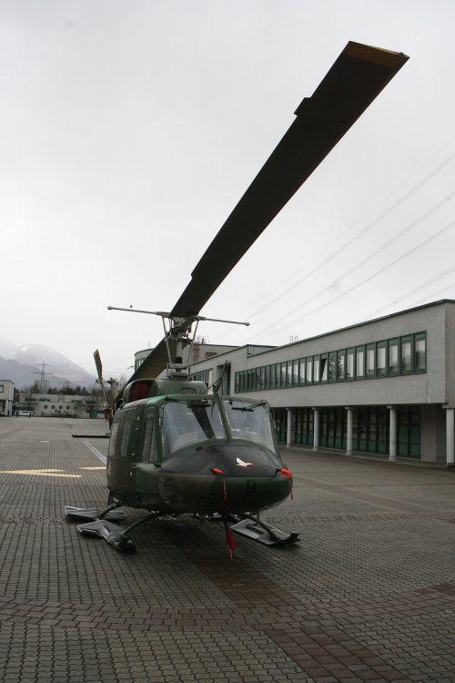 Die Walgaukaserne des Bundesheeres in der Walgaugemeinde Bludesch soll zu einer Sicherheitsinsel werden. VN