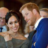 Wie Harry und Meghan ihre Hochzeit für gute Zwecke nutzen