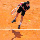 Thiem dreht Finale und holtin Lyon zehnten ATP-Titel