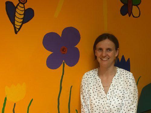 Doris Müller unterstützt Mamas und Kinder in Krisensituationen. VN/mef