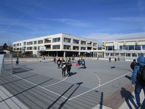 Auch in Bregenz beginnt am kommenden Montag wieder der Schulalltag.