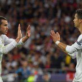 Ronaldo und Bale als königliche Stimmungskiller