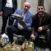 Erdogan ringt mit Währungskrise