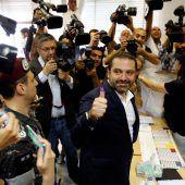 Der Libanon am Wendepunkt