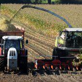 Weniger EU-Milliarden für die Bauern