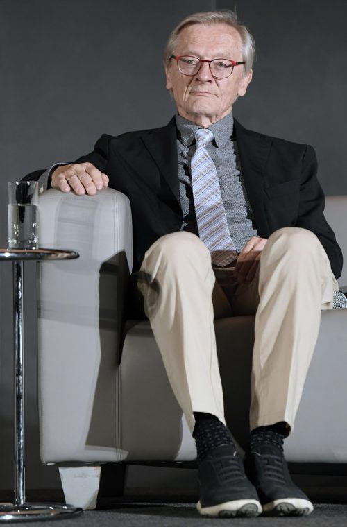Ex-Kanzler Schüssel: Krisen haben EU immer in neue Dimension katapultiert.APA