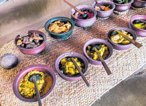 Fast alles wird auf Sri Lanka zu köstlichen Currys verarbeitet. Edelweiss/Melanie Stocker