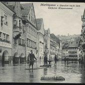 Die Hochwasserkatastrophe von 1910