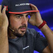 Alonso siegt beimLangstrecken-Debüt