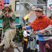 Spektakel in Feldkirch