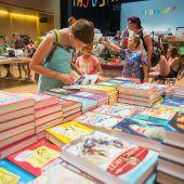 Buchmesse rückt näher