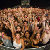 Von Rock bis Hip-Hop: Auf diese Festivals dürfen sich Musikfans freuen. A6, 7